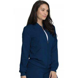 Dickies Balance Zip Front Scrub Jacket